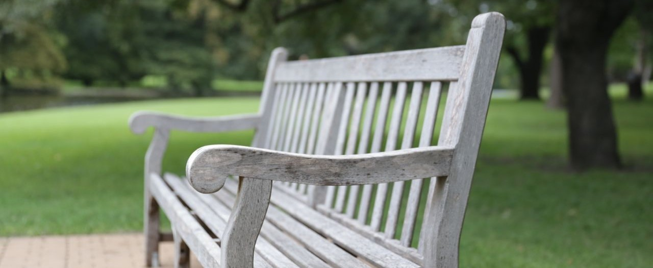 Park Bench & Pathway Scouting