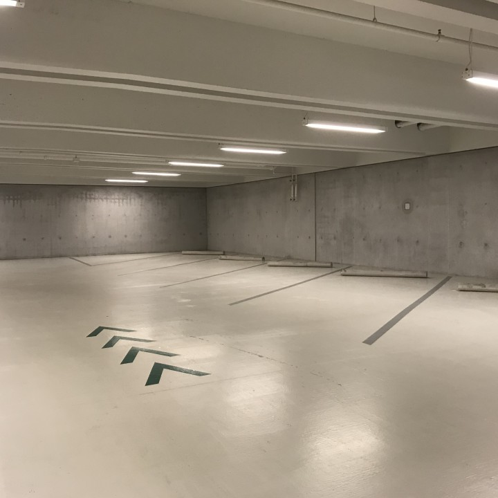 Parking Garage KM